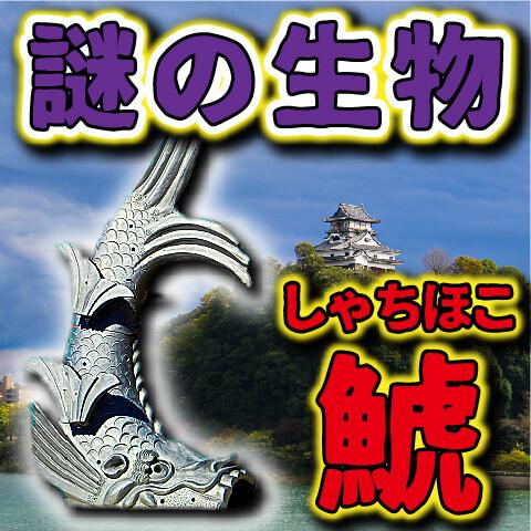 犬山城天守のしゃちほこは中性!@犬山城の世界。#005