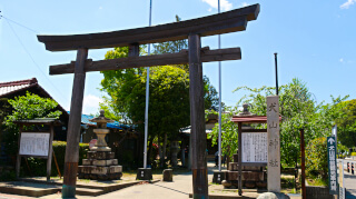犬山神社の鳥居