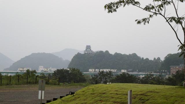 犬山城が一望できる岐阜県各務原市にあるキャンプ場・伊木山フォレスト