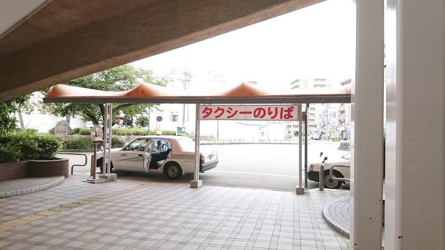 犬山駅西口-タクシー乗り場