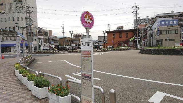 犬山駅西口-コミュニティバス乗り場