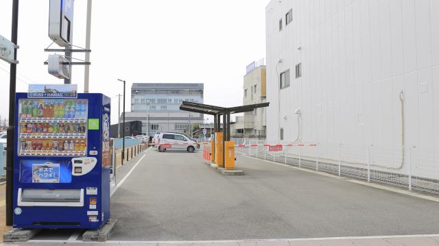 犬山駅西パーキング