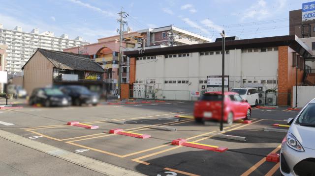 名鉄協商パーキング 犬山駅前