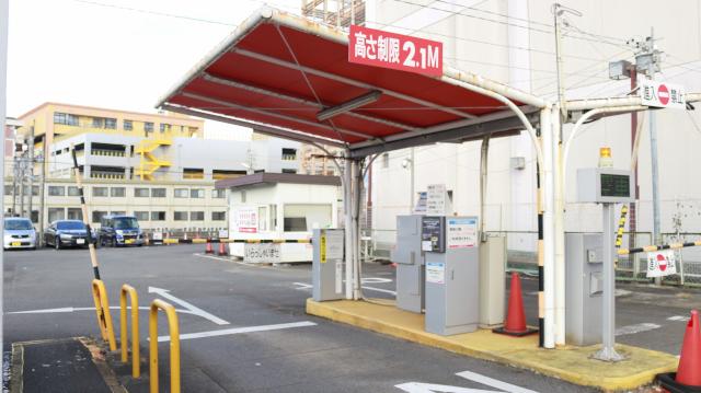 名鉄協商パーキング 犬山駅東