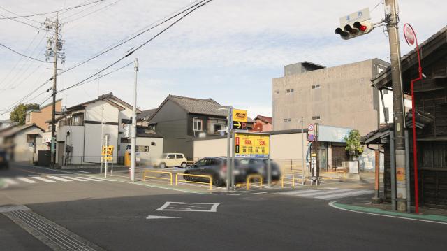 タイムズ 犬山参道