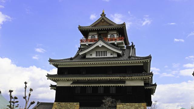 清須城模擬天守