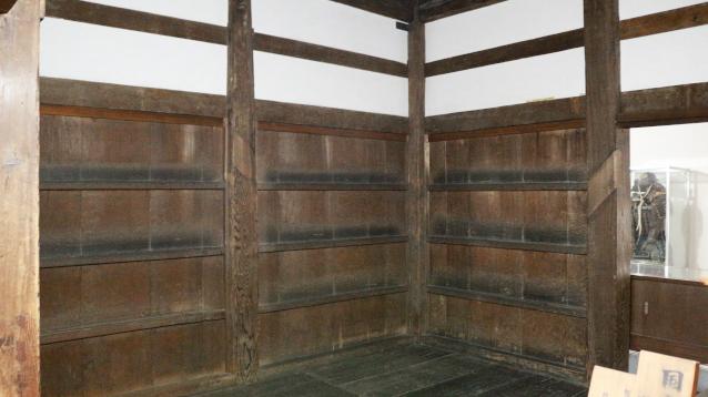 犬山城天守1階第二の間